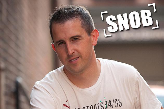 'The Snob' Michael Rock