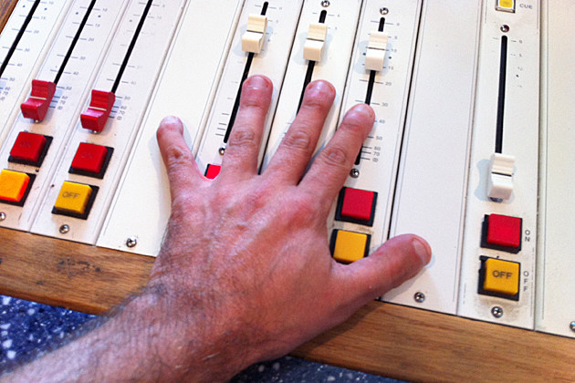 Scott's Left Hand
