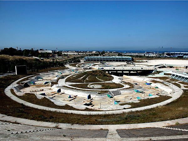 Olympic Ruins