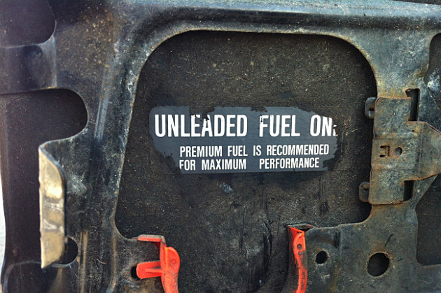 Unleaded Fuel