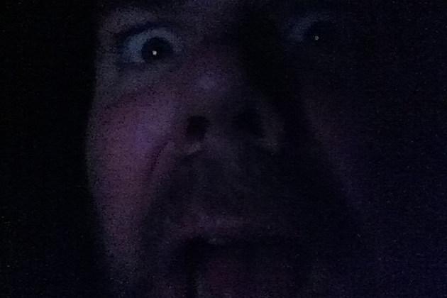 Larry in the Dark