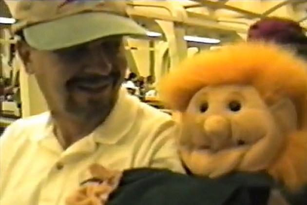 JR and Dennis