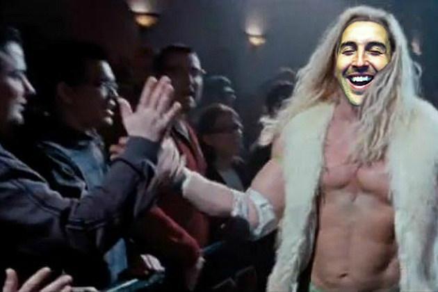 Michael Rock Wrestler 2