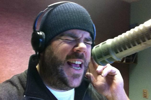 Larry Singing