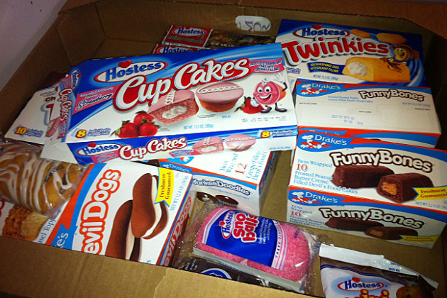 Twinkie Care Package