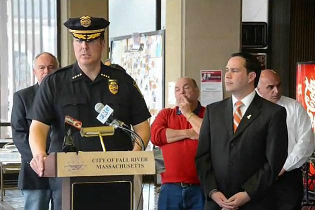 Fall River Mayor Flannigan