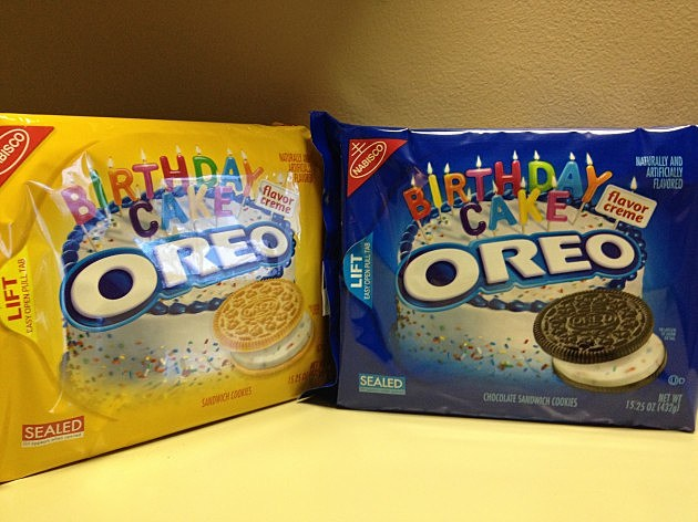Birthday Cake Oreos Return No Longer For A Limited Time