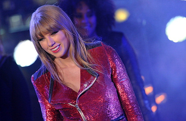 Taylor Swift New Year's