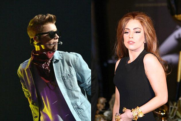 Justin Bieber/Lady Gaga