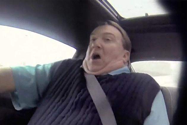 Scared Car Salesman