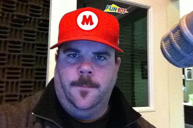 Larry's Mustache
