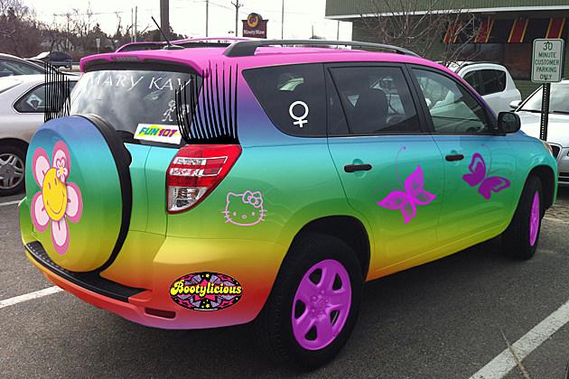 Scott Chick Car