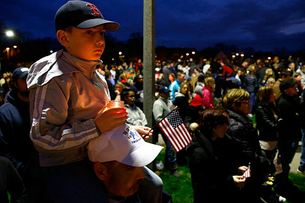 Boston Candlelight Vigil