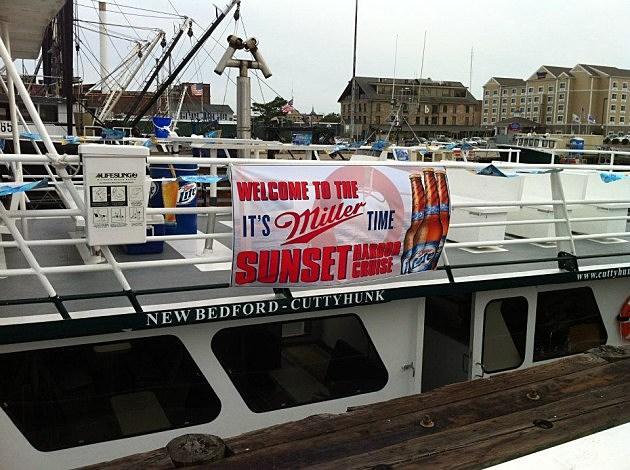 Miller Time Sunset Harbor Cruise