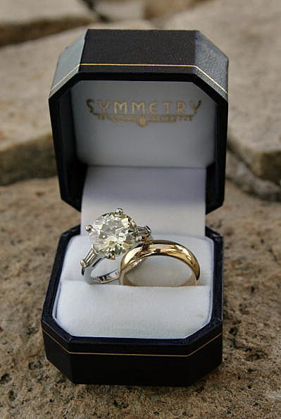 Husband Accidentally Sells Wife's Wedding Ring For $10 [audio]. Finger Ring Engagement Rings. Pentagon Engagement Rings. Bold Engagement Rings. Late Engagement Rings. Cadenza Engagement Rings. Hipster Rings. Unique Engagement Rings. Religious Wedding Rings