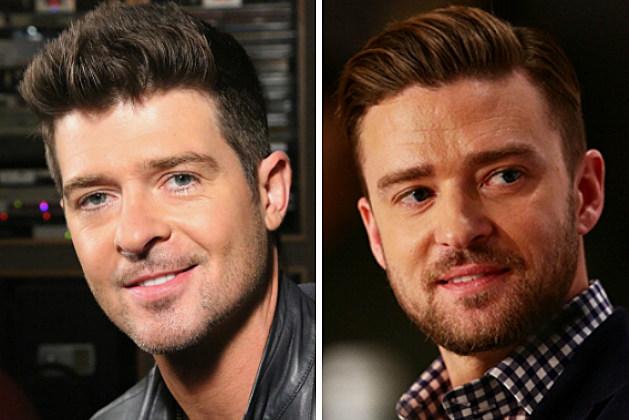 Robin Thicke/ Justin Timberlake