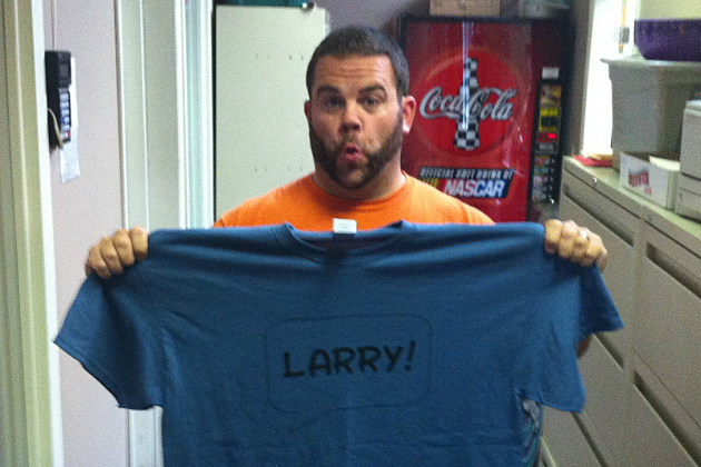 The Larry Shirt