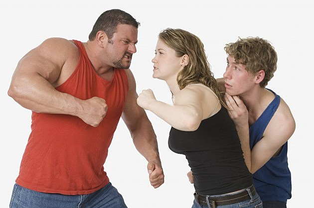 Image result for Fight with wife