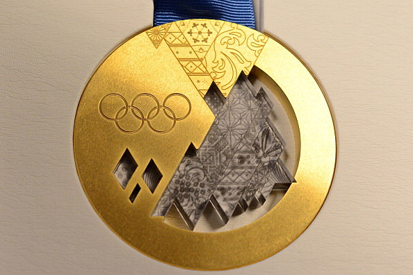 Gold medal 2014