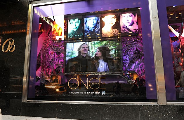 """Bloomingdale's ABC """"Once Upon a Time"""" Display"""