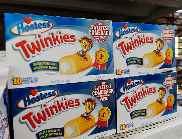 Hostess Twinkies Return To Stores After Chapter 11 Bankruptcy