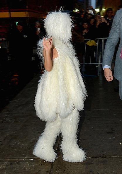 Lady Gaga Live At Roseland Ballroom Outfit
