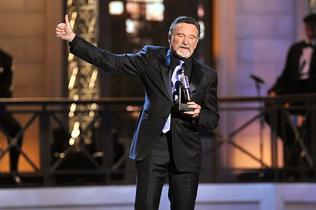 The Comedy Awards 2012 - Robin Williams