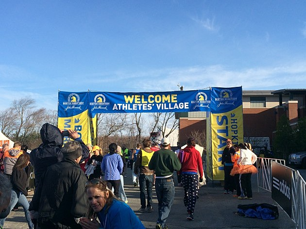 Athletes Village