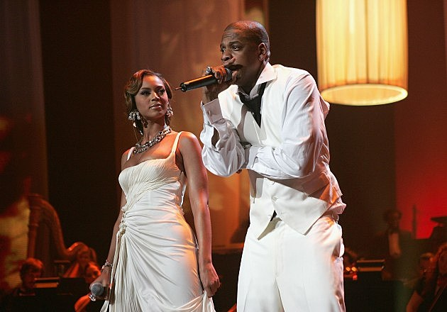Jay-Z In Concert At Radio City Music Hall - Show