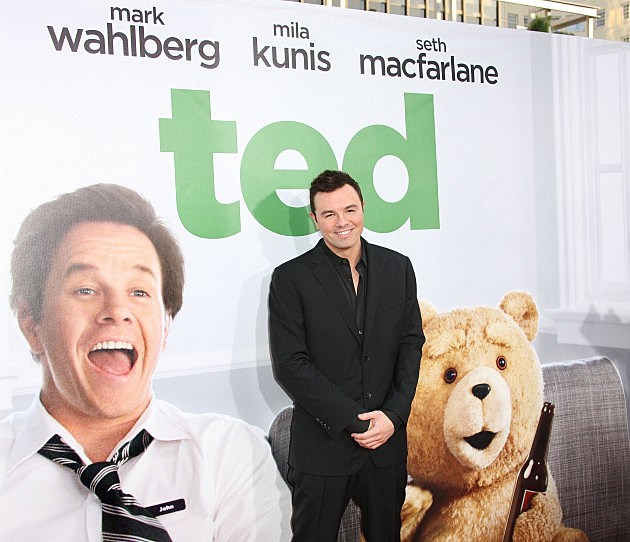 """Premiere Of Universal Pictures' """"Ted"""" - Seth McFarlane"""