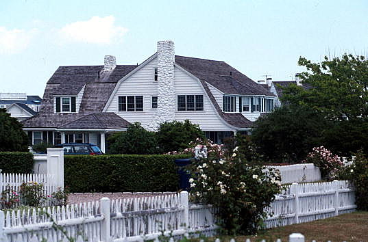 The Kennedy Family Compound in Hyannis