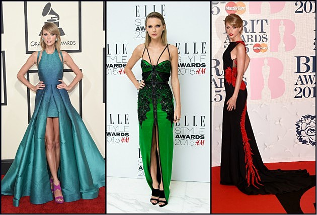 Taylor Swift's Award Show Style
