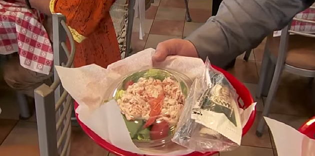 Lobster rolls may be giving Big Macs a run for their money.