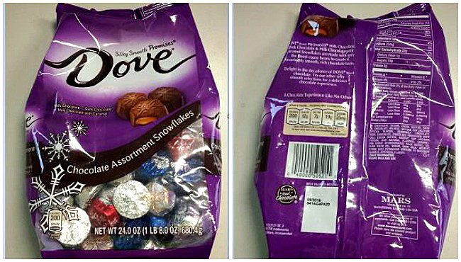 dove-chocolates-recall