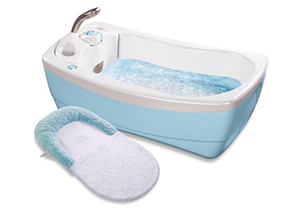 Baby Bathtub Slings Recalled Due To Drowning Hazard