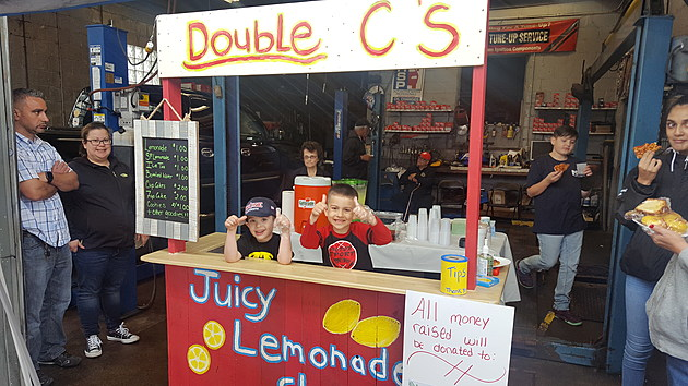 Double C's Juicy Lemonade Shack