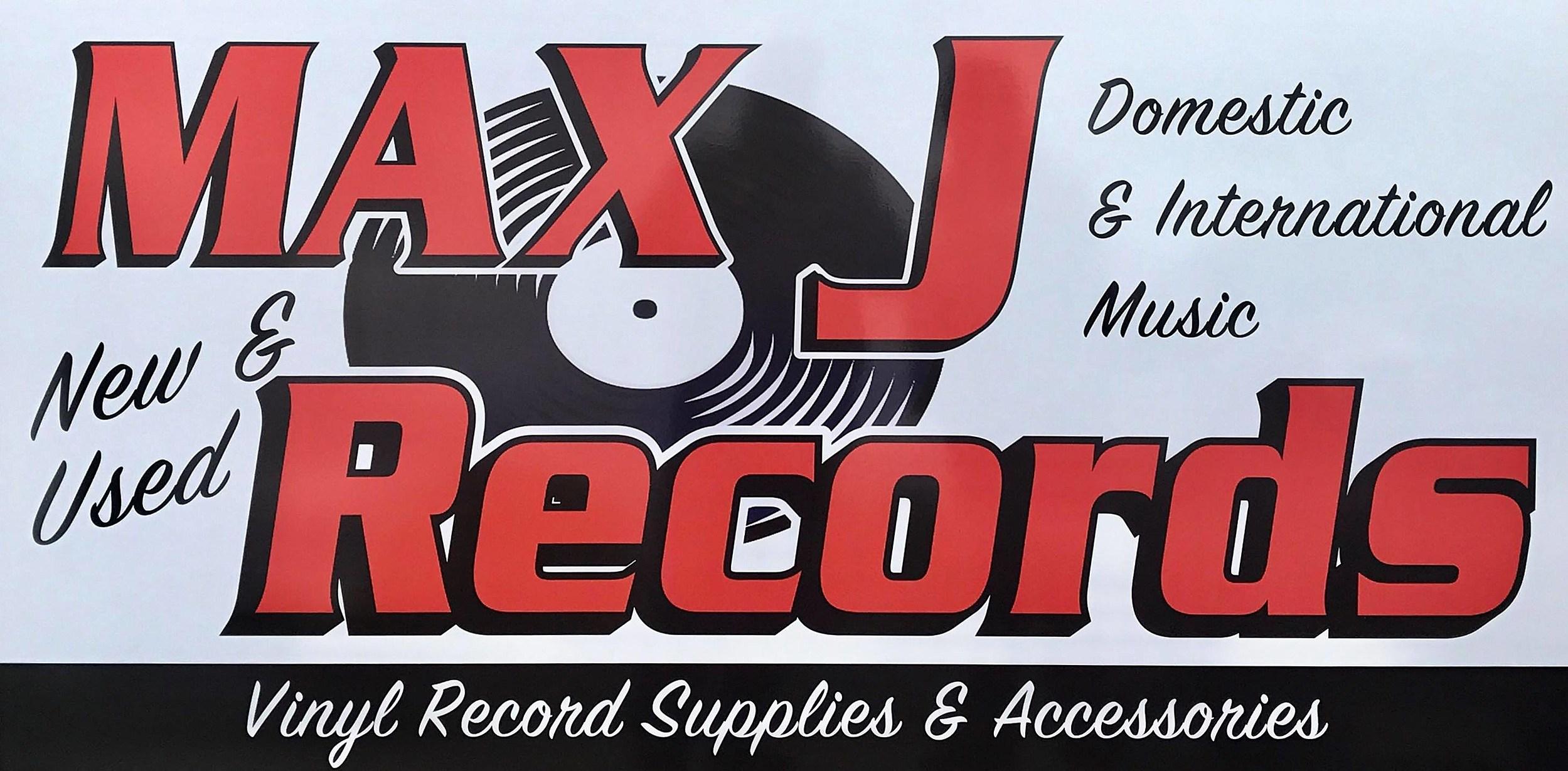 max j logo