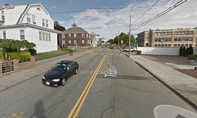The area of 647 Tucker St, Fall River/Google Maps