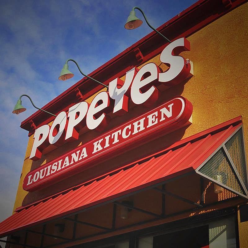 Popeyes Louisiana Kitchen / Facebook