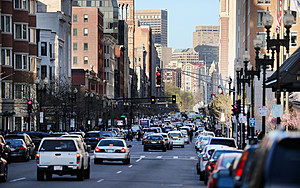 Boston's Boylston Street Fully Reopens To Public