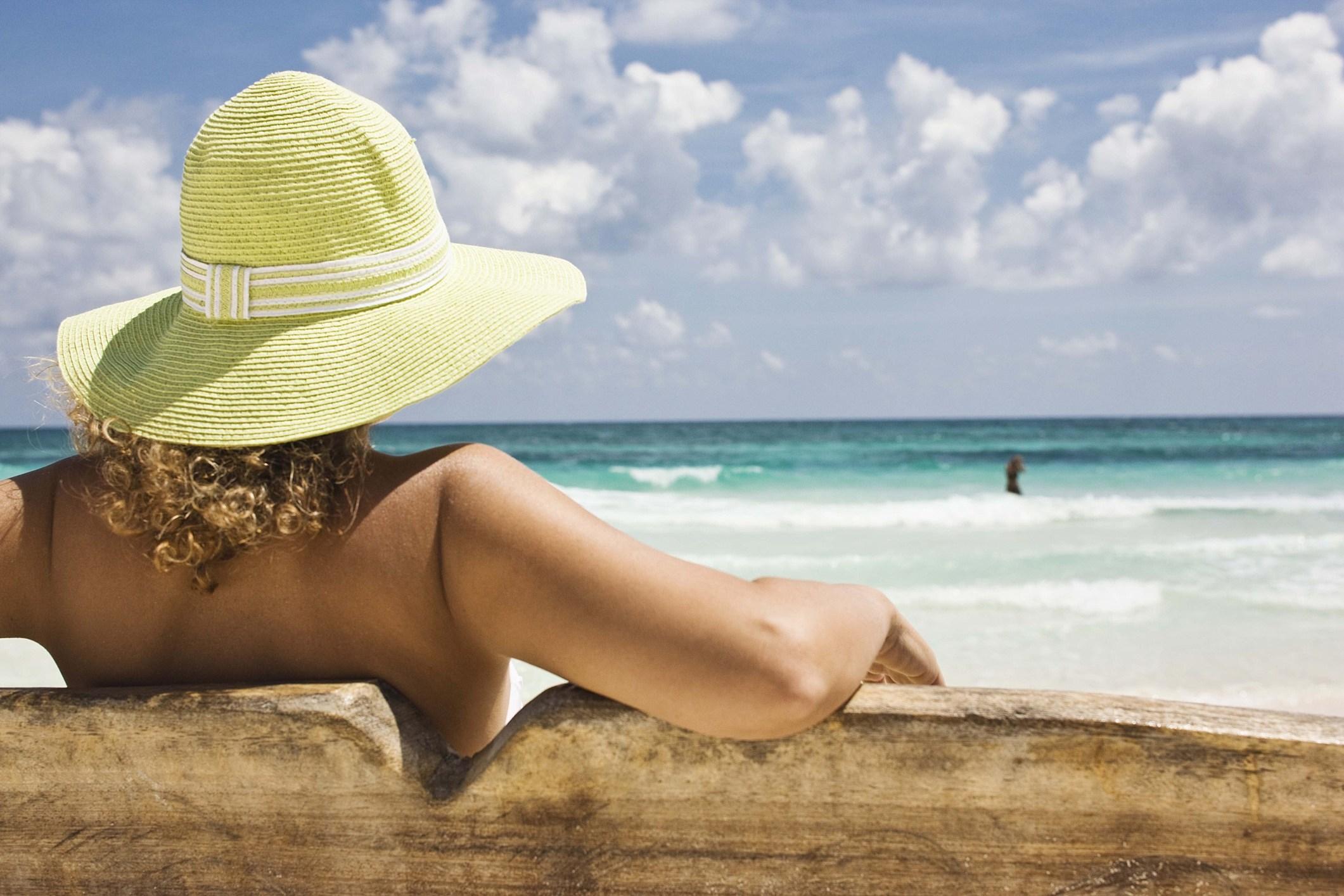 Nudist beaches new england