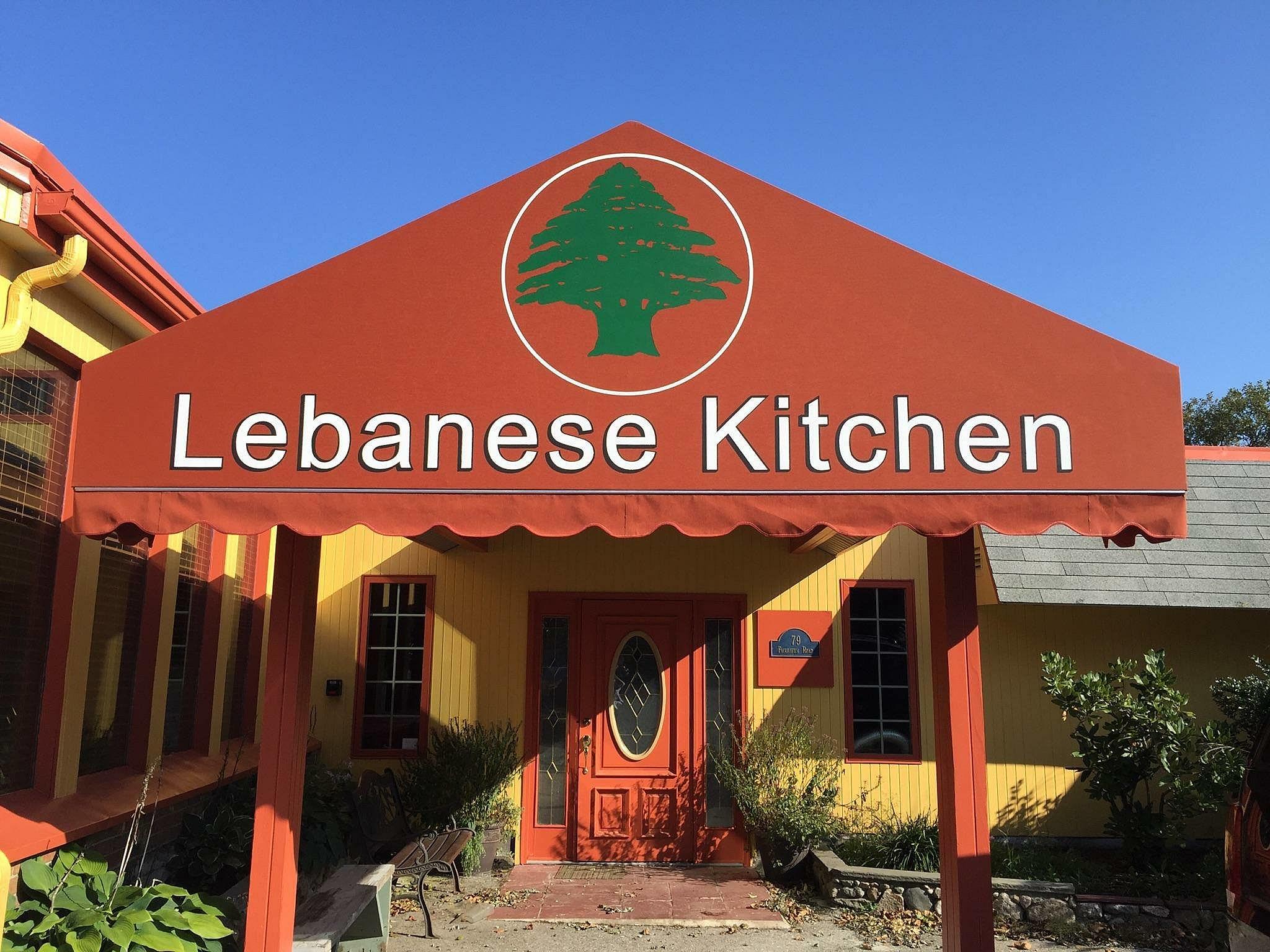 evidence that mattapoisetts lebanese kitchen is opening soon - Lebanese Kitchen